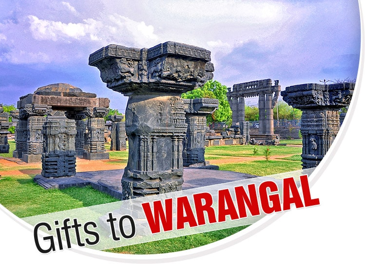 Gifts to Warangal